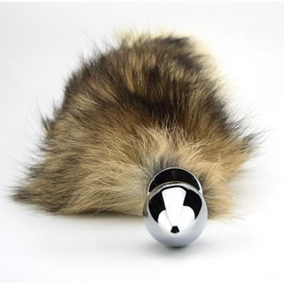 Analni čep z lisičjim repom Furry Fantasy