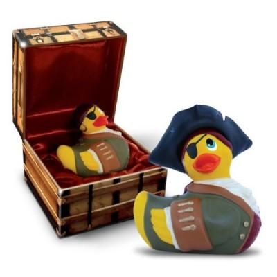 I Rub My Duckie Travel Pirate & Gold