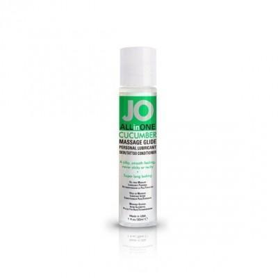 JO 2v1 Kumara masažno olje in lubrikant