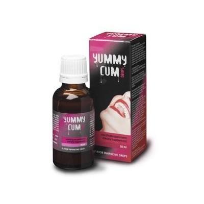 Kapljice za boljši okus sperme Yummy Cum