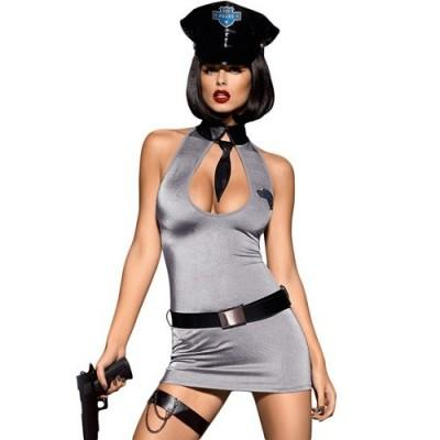 Kostum Obsessive POLICE