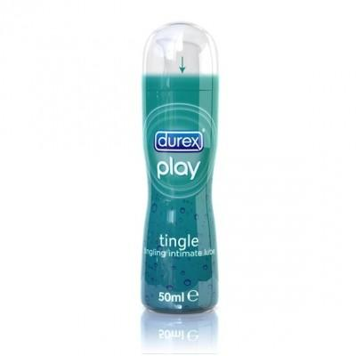 Lubrikant Durex Play Tingle 50ml
