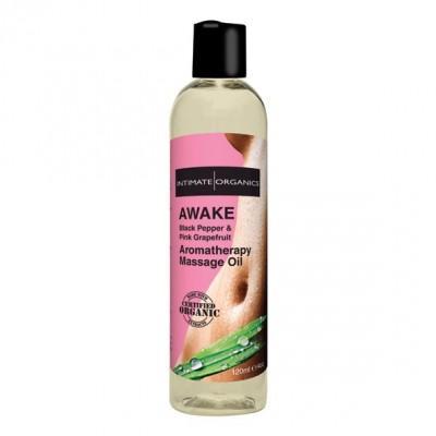 Masažno olje Intimate Organics 240ml