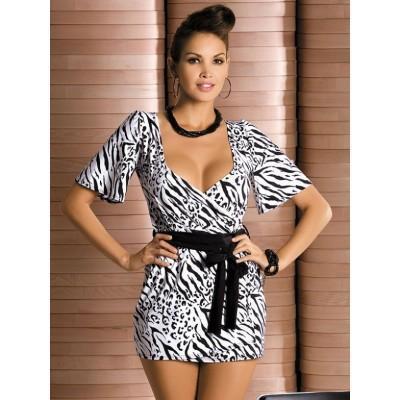 Obleka Zebra Obsessive