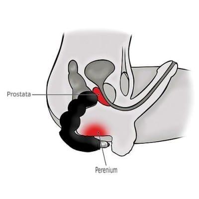 Stimulator prostate Big Boy