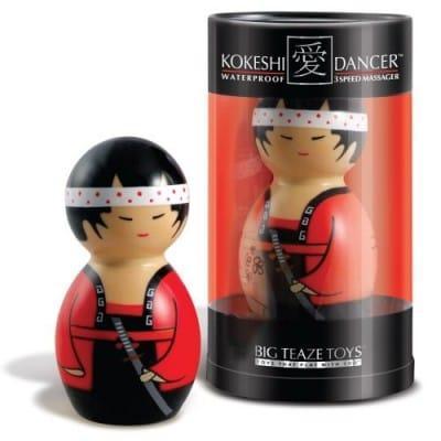 Vibracijska lutka Kokeshi Boy