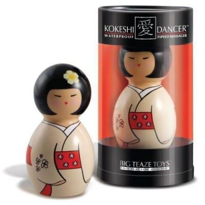 Vibracijska lutka Kokeshi Girl