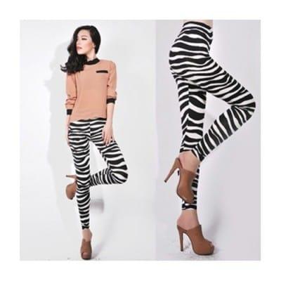 Zebraste legice