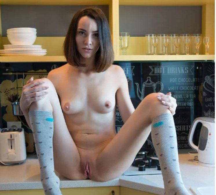 Quickie v kuhinji …
